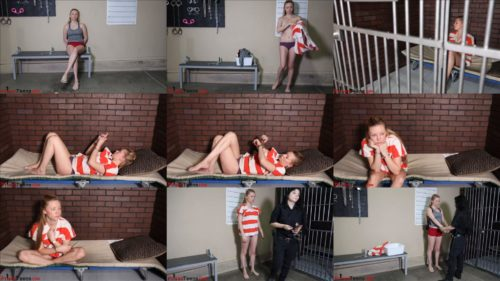 Metal bondage - Arrested Lisa and put metal hand cuffs on - Speeding tickets - Punishment-  Officer Persephone Arrests Lisa Part  3 of 3