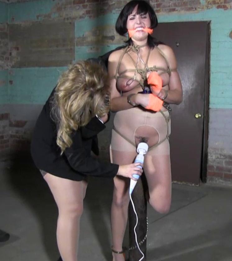 Dana Dearmond Lesbian Bondage