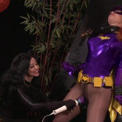 Tightly bondage - The Perils of Batgirl – Helping Hands Part 1