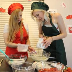Handcuffed bondage - Riley Renee and Daisy – The Cuffed Chef