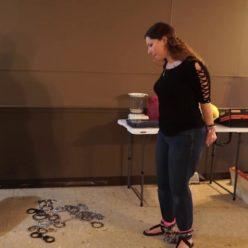 Cuffs for Rinn Tisiphone – Rinn's Yard Sale part 1 of 2
