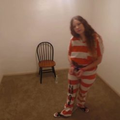 Rinn Tisiphone is arrested by Vice and put handcuffs on - Part 3 of 3