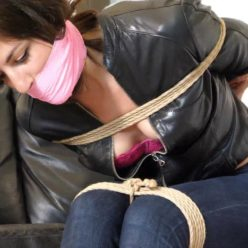 Rope bondage - Bianca is tied up babysitter 1080p – Bondage addiction