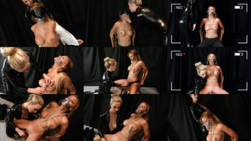 Female bondage - Jasmine Sinclair and Sophia Knight: a roleplay of submission,bondage, cruelty, and downright – Sugar Daddy Ransom!