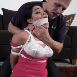 Enchantress Sahrye GNDB0416 – Tie me up and do whatever you want to me! - Rope bondage