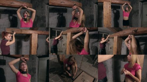 A special preference - Edda and Magda enjoys being tied up and gagged – Zum fesseln uberredet  2