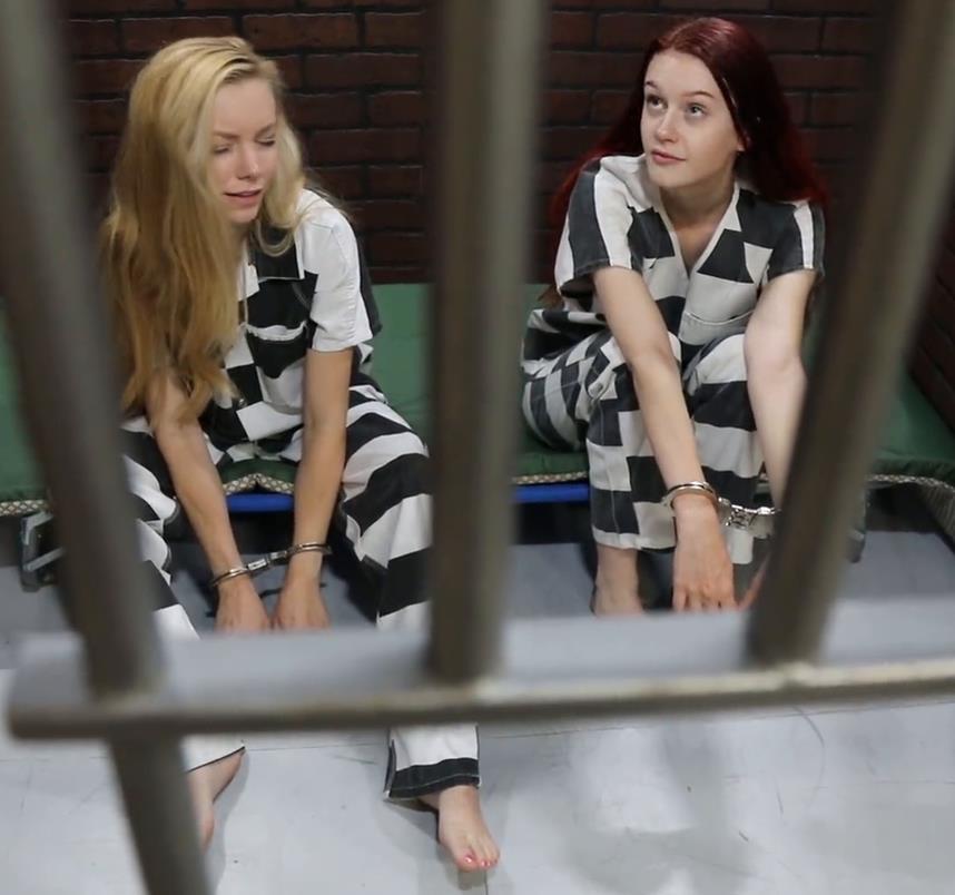 Metal bondage - Prisonteens Officers is arrested Part 3 of 3