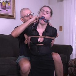 Extreme bondage - Things more humiliating for Kendra Lynn gndbondage – Caught trying to rip him off - Rope bondage