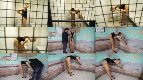 Handcuffs Bondage - Ariel Anderssen -  Ballerina is arrested P 2 of 2
