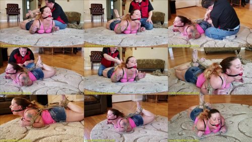 Fayth On Fire – I'll never Get Out Of This - Fayth is Cinched and Secured - Unusual position to escape