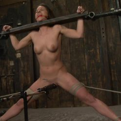 Sadie is tied up and so is the cum flowing out of her perfect pussy - Bondage Orgasms - PerfectSlave – Losing Her Power – Sadie Dawson