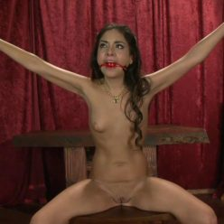 Rope Bondage - Trinity gets in a trance-like orgasm session - PerfectSlave – Breaking Her Down – Trinity St. Clair