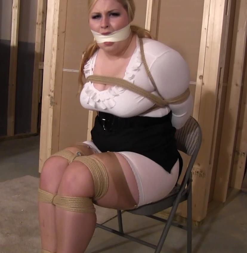 Rope Bondage - Gndbondage Jenna Holloway wants to be tied up – Tying up his wife's full figured lawyer GNDB0511