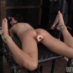 Szandor obtains his ropes for bondage beautiful Jazmin Luv - Society SM – Proving Her Desires – Jazmin Luv