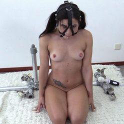Extreme Bondage - Hucows – Valentina Bianco – plugged and milked