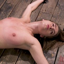 Spread eagle leaves her wide open, with all of her body exposed– January 23, 2020 – Cadence Lux