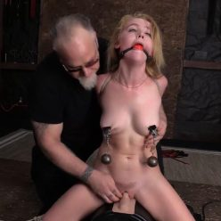 Nikole enjoys to be objectified in submission - Society SM – Perfect Innocent Submissive – Nikole Nash