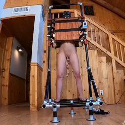 Bondage Multiple Orgasms - Bondage Life – The Storage Station (Round 2) – Rachel Greyhound
