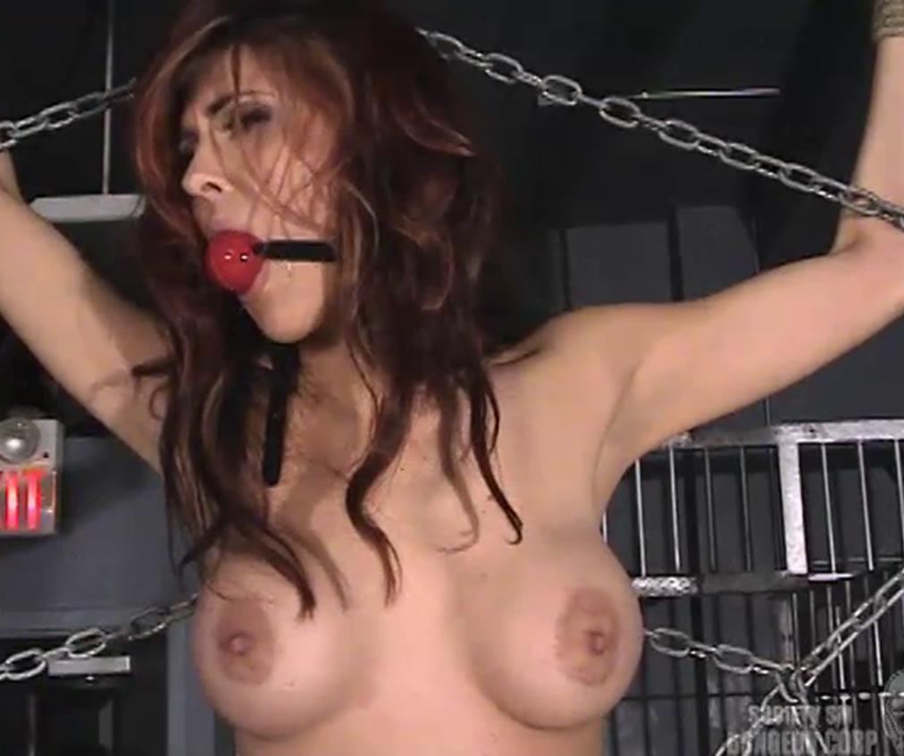Lesbian Bondage - SocietySM Redux – The Revenge Twist – Sasha Monet and Sweet Arielle - Rope Bondage