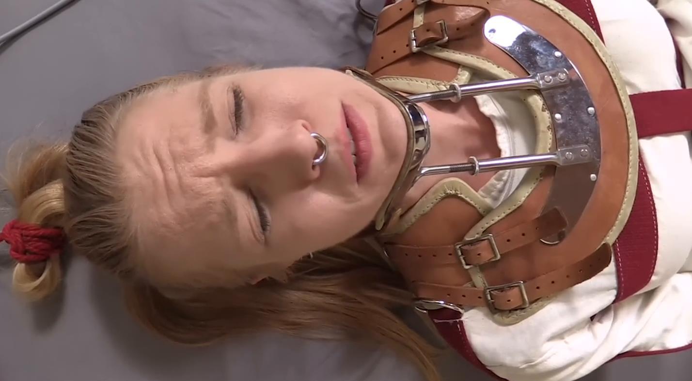 The oral gag,nose hooks,ropes for bondage play - Bondage Life – Perfectly Played Pet – Rachel Greyhound, Elise Graves