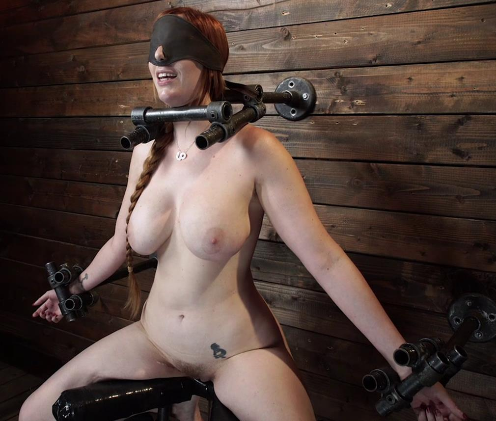 Helpless Redhead in Brutal Bondage - DeviceBondage – November 28, 2019 – Lauren Phillips