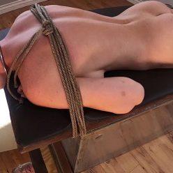 Taste of rope bondage - Bondage Life – Table Time With Damon Pierce - Rope Bondage